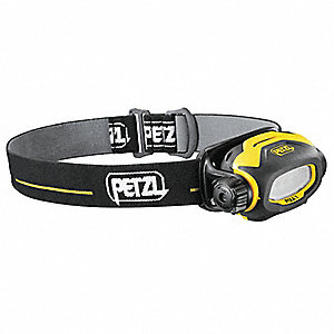 Safety Approved Headlamp,LED,25 Lm