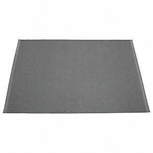 Walk-Off Mat,Gray,4ft. x 6ft.