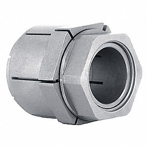 Keyless Bushing, Shaft Dia. 0.8750 In