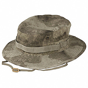 Sun Hat,A-TACS,Size 7-1/2 In.