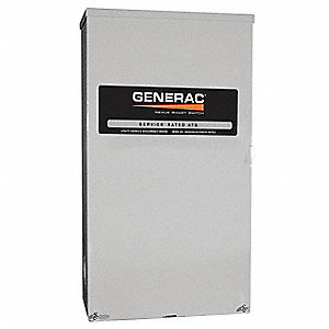 Automatic Transfer Switch,150A,240V