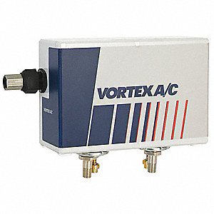Vortex Enclosure Cooler, 5000 BtuH, NEMA Rating: 4X, SCFM @ 100 PSI: 70