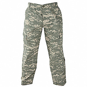 Mens Tactical Pant,Size XL Extra Long