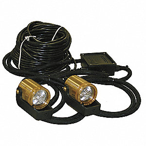Lighting System,120V,150W,Cord 100 Ft