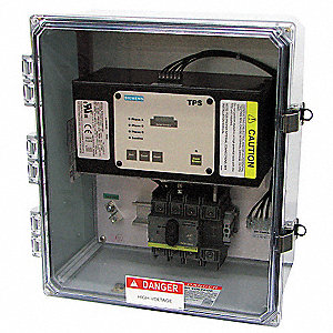 Surge Protection Device,1 Phase,120/240V