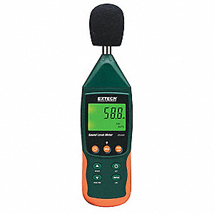 Sound Meter/Datalogger with NIST