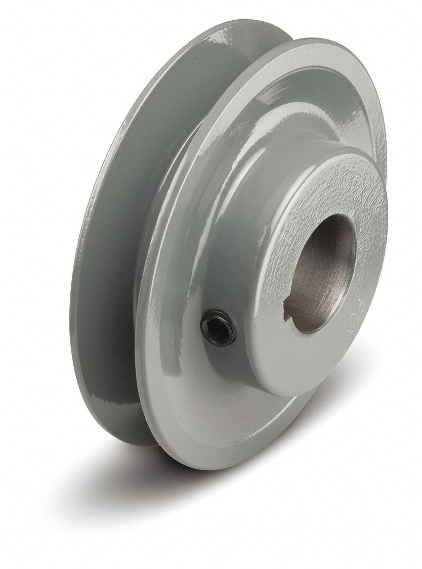 Tb Wood S 5 8 Quot Fixed Bore Standard V Belt Pulley For V