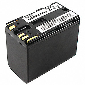 Canon Camcorder Battery, Lithium-ion, Voltage 7.4, 7200mAh, 1 EA