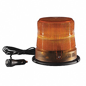 Strobe Light,Amber,Mag,U-Strobe Tube
