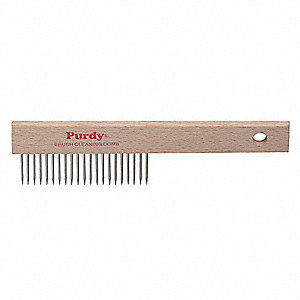 Paint Brush Comb,7 In