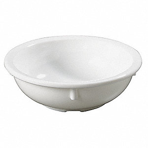 Nappie Bowl,10 oz.,White,PK48