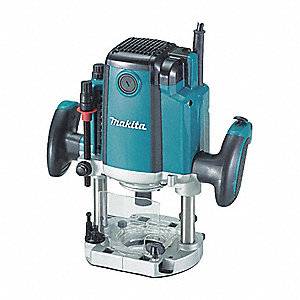 Plunge Router 22,000 RPM, 3-1/4 HP