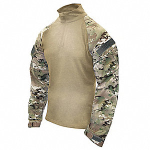 HPFU Slick (No I.T.S.) Shirt,MultiCam,M