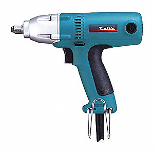 Impact Wrench,120VAC,2.5 Amps,1/2""