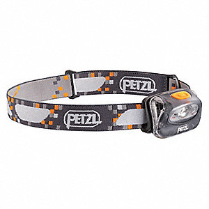 Headlamp,LED,70 Lm,Gray
