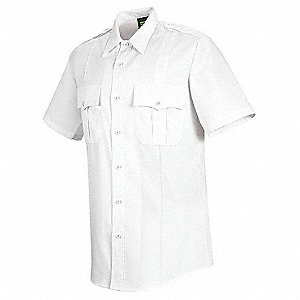 Sentry Shirt,Womens,SS,White,XL