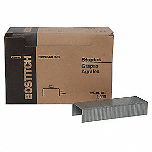Packaging Staple,16 ga,7/8 In,PK2000
