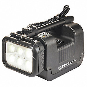 Remote Area Lighting System,Black