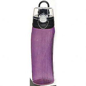 BPA Free Hydration Bottle, 24 oz. Purple Eastman Tritan  Copolyester