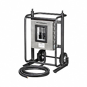 Power Distribution Cart, 120/208VAC Voltage Rating, 100 Amps, Number of Poles: 4