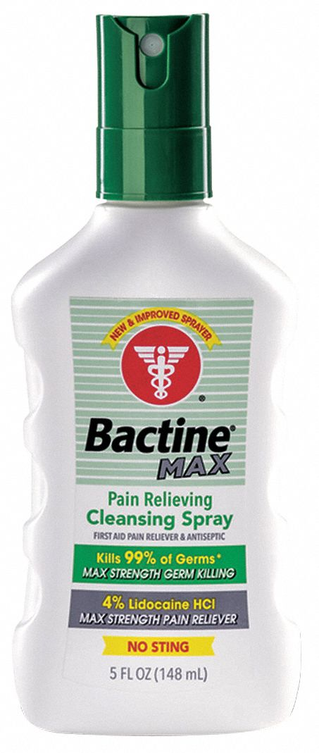 Bactine Antiseptic Liquid Solution Spray Bottle 5 000