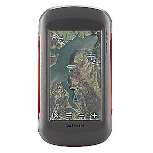 Touchscreen Handheld GPS,w/Camera,4 In