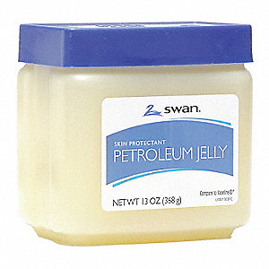 Petroleum Jelly, Application: Barrier Creams and Lotions, Size: 13 oz., Jar Package Type