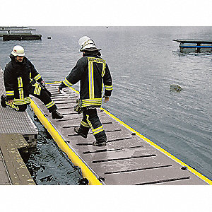 Water and Ice Rescue Path w/Anti-Slip