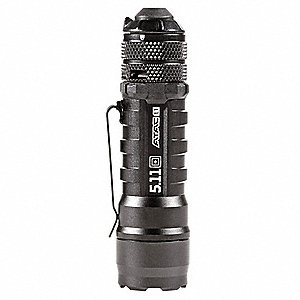 Flashlight,LED,Black,173lm,CR123A