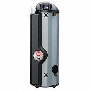 Rheem Ruud Commercial Gas Water Heater 100 0 Gal Tank