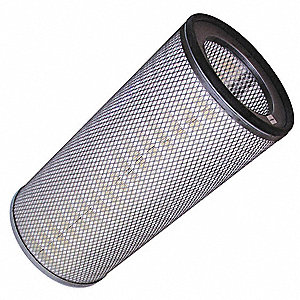 "Dust Collector Filter Cartridge 12-3/4"" Diameter 26"" Height For Use With Open/Open Applications"