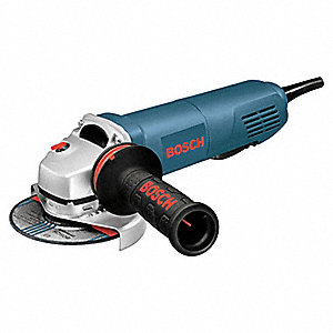 "6"" Angle Grinder, 10.0 Amps"