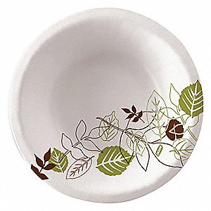 Disposable Bowl,12 oz.,PK500