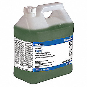 Unscented Nonsolvent Cleaner Degreaser, 1.5 gal. Jug, Package Quantity 2