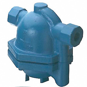 Steam Trap, 250 psi, 500 Lbs/Hr, Max. Temp. 450°F