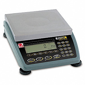 Digital Counting Scale,33 lb. Cap.