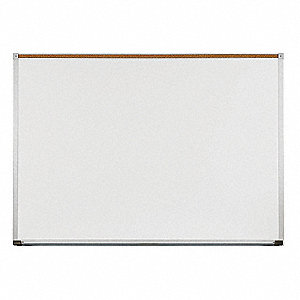 Greenrite Dry Erase Board,White,48x72in