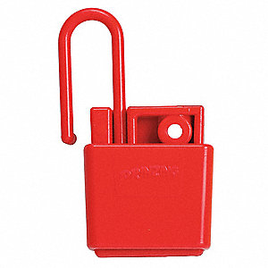 Lockout Hasp,Snap-On, 1 Lock