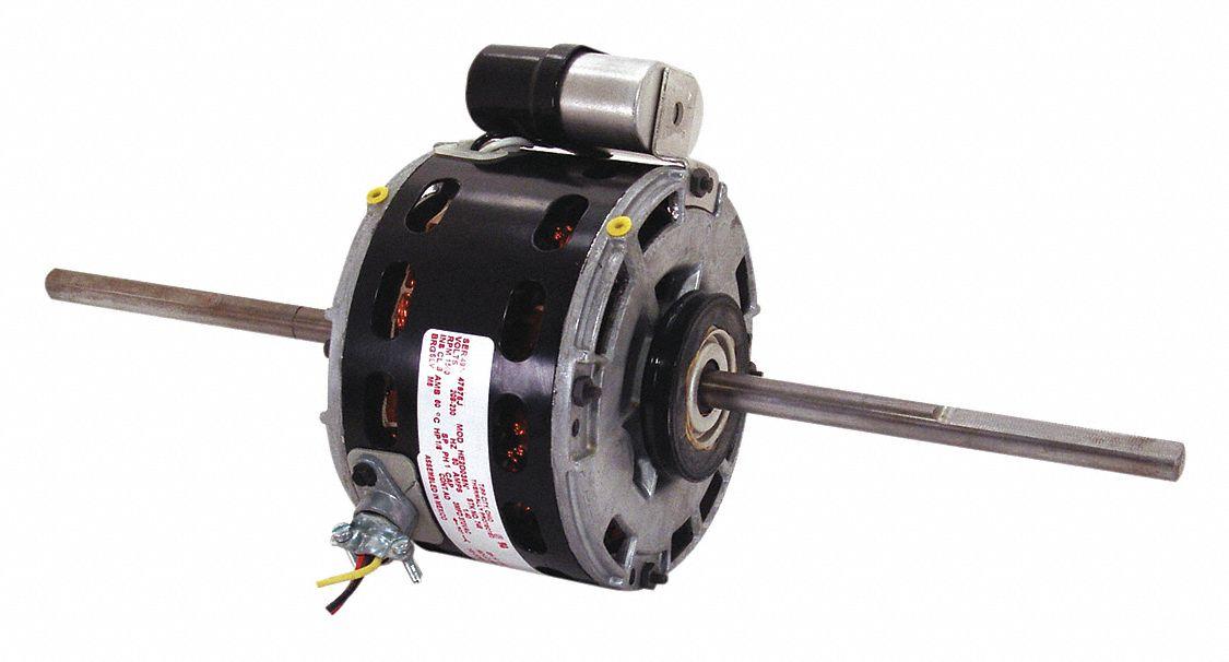Century 1 6 hp room air conditioner motor permanent split for Ao smith motor catalog