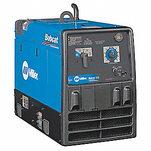 Engine Driven Welder, Bobcat 225 Series, 11,000W, Kohler, Gas