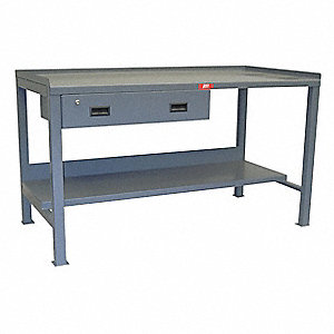 Fixed Workbench,60W x 30D x 35In H