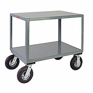 Mobile Table, 1200 lb. Load Capacity