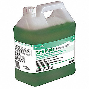 1.5 gal. Fresh Fragrance Bathroom Cleaner, 2 PK