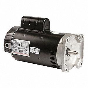 Century 2 1 4 hp square flange pool pump motor capacitor for Us motors 1081 pool motor