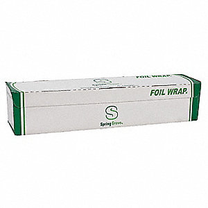 Foil Roll,18 In x 500 ft.,Standard