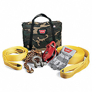 Heavy Duty Accessory Kit,For Winches