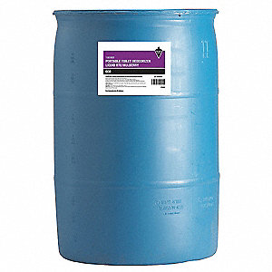 Deodorizer,Size 55 gal.,Mulberry