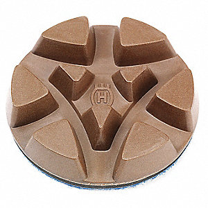 Resin Bond Polishing Pads, 60 Grit
