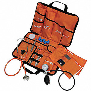 All-in-One EMT Kit,Orange