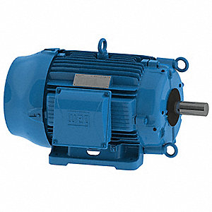 WEG 208-230/460 Volt TEFC Cooling Tower Motors